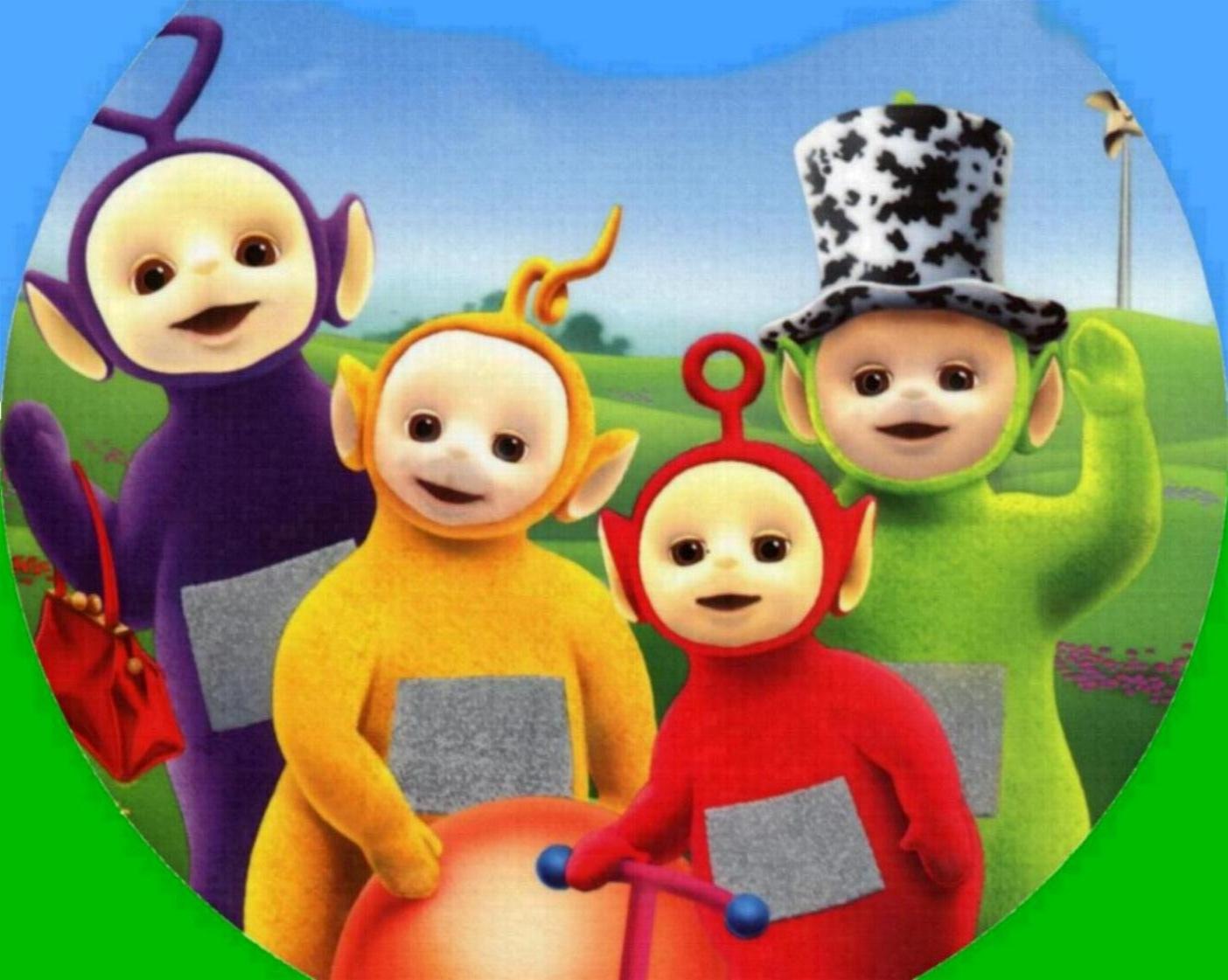 Teletubbies - What's That movie